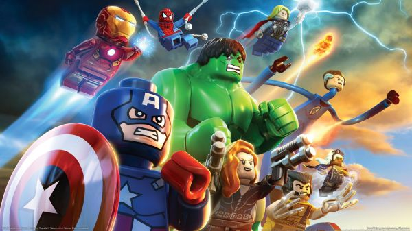 [Review] - LEGO Marvel Super Heroes (3DS)