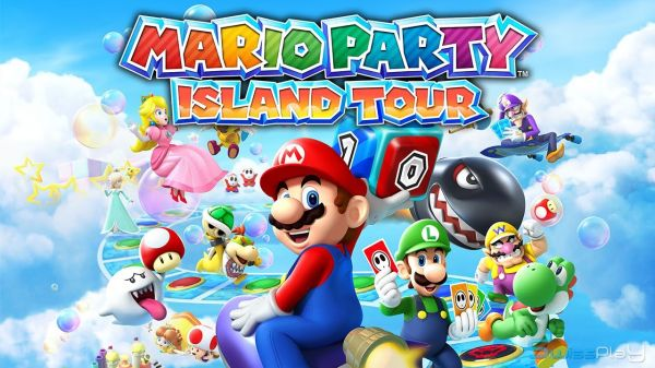 [Review] - Mario Party: Island Tour (3DS)