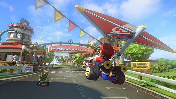 [Review] - Mario Kart 8