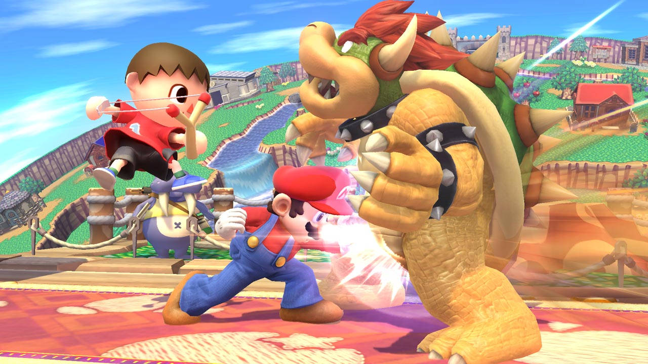 [Review] - Super Smash Bros. (Wii U)
